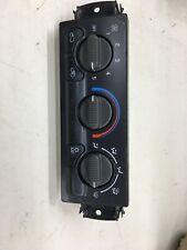 1999-2002 GM Sierra Chevy Silverado Climate Control HVAC NO REAR DEF 1500 2500