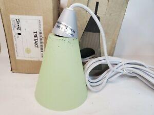 IKEA Tretakt Pendant Hanging Glass Lamp/Light 300.259.52 -  2 New in Box, 1 Used