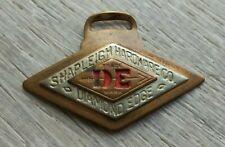 Advertising Pocket Watch Fob Antique Diamond Edge Shapleigh Hardware
