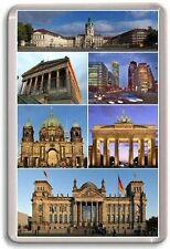 Berlin Germany Fridge Magnet 01