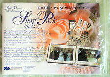 Creative Memories 5 x 7 Wedding Snap Pack
