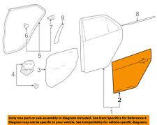 TOYOTA OEM 12-16 Yaris-Door Skin Outer Panel Left 6711452230