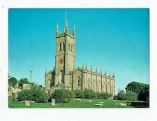 CORNISH POST CARD COLOUR PHOTO CHURCH OF ST. MARY THE VIRGIN, PENZANCE