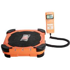 Refrigerante LMC-200 Alta Precisión Electrónico Digital Escala de carga portátil