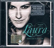 LAURA PAUSINI PRIMAVERA IN ANTICIPO CD SIGILLATO!!!