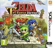 The Legend of Zelda: Tri Force Heroes | Nintendo 3 DS/2 DS Neuf (4)