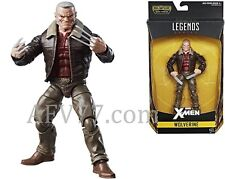 "Hasbro 2017 Marvel Legends 6"" X-Men WOLVERINE Old Man Logan Warlock BAF --Read--"