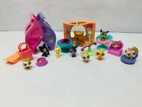 Toy Animal Figure Playset with Littlest Pet Shop LPS & Other Brands Pretend Play
