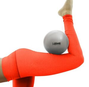Professional Mini Exercise Ball Ideal For Core, Barre, Yoga, Pilates & Therapy