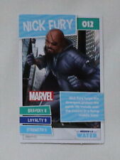 Disney Heroes On A Mission Card No 012 Nick Fury Sainsbury's 2021 Free Postage