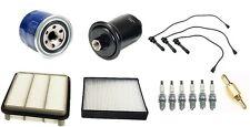 Tune Up Kit PCV Valve Filters Wire Set Plugs Fits Hyundai XG350 9/02-05 V6 3.5L