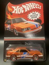 HOT WHEELS TARGET MAIL IN EXCLUSIVE  2019 COLLECTOR EDITION  '84 MUSTANG SVO