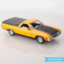 Ford Falcon XA 351 GT Ute 1:32 Scale Aussie Classic Diecast Car Yellow Fire