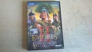AGE OF EMPIRES II 2: THE CONQUERORS EXPANSION PACK - PC GAME Fast Post COMPLETE