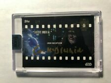 Topps Star Wars Arch 00004000 ives Signature Ian McDiarmid Emperor Autograph Order 66 Card