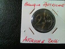 Pieces de monnaie De 2 Euros Commémorative Année 2016 Autriche UNC