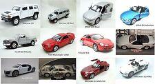 Mercedes-Benz CLK-GTR Rennwagen Lizenz Miniatur Rückzugsmotor