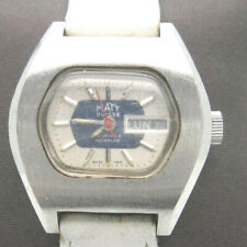 Women Vintage Maty Suisse Automatic 25 Jewels Incabloc Analog Dial Watch (A992)