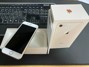 Apple iPhone 8 - 256GB - rose gold (Unlocked) mobile