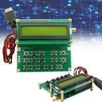 1x 35MHz-4000MHz HF-Signalgenerator Signalquelle ADF4351 DC 4,5V-5,5V VFO HXY