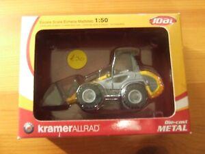 Rare Diecast JOAL 40047JO Kramer Allrad Wheeled Loader, 1:50 scale, BNIB