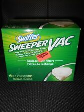 Lot Of 6- 2 Packs (12 Filters Total) Of Swiffer Sweeper Vac Replacement Filters