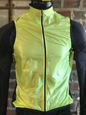 Assos Sj.blitzfeder Vest Lightweight Wind-Kleines Packmass, Yellow %% Sale %%