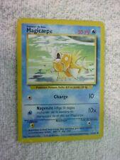 Carte pokémon magicarpe 35/102 peu commune  set de base carte marqué voir dos