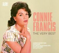 2CD Conny Francis The Very Best Of 48 Größte Hits Bacarole Paradiso Lili Marleen