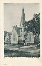 DANIELSON CT – Baptist Church – udb (pre 1908)