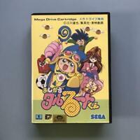 Magical Taruruto Kun Mega Drive MD Game software 1992 Tested SEGA in box USED