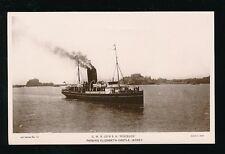 Channel Islands JERSEY SS Roebuck c1900/10s PPC