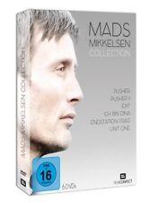 MADS MIKKELSEN COLLECTION (PUSHER I/II, EXIT, ICH BIN DINA,...)  6 DVD NEU