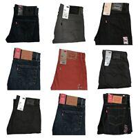 Levis 511 Slim Fit Men's Stretch Denim Levi's Jeans 28 29 30 31 32 33 34 35 38