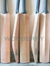 English Willow Cricket Bat Grade 1st Big Edge 44mm Ready To Play