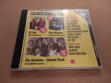 TOTAL GUITAR ~ CD ~ VOLUME 20 JULY 1996 (NO MAGAZINE) ZZ TOP / ERIC CLAPTON