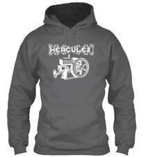 Custom Hercules Gas Engine Hit And Miss - Gildan Hoodie Gildan Hoodie Sweatshirt