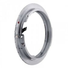 Nikon ai lens to canon eos ef mount adapter ring uk vendeur