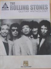 Rolling Stones Guitar Anthology 25 Songs TAB Standard Unused
