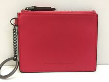 Armani Exchange Leather Wallet (Red)