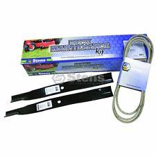 """Deck Maintenance Kit 2 Blades 1 Belt For Toro 74622 42"""" Decks Timecutter Mower"""