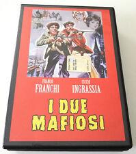 I DUE MAFIOSI (1963) FILM DVD FRANCO E CICCIO OTTIMO SPED GRATIS SU + ACQUISTI!!