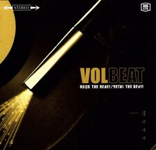 Rock The Rebel-Metal The Devil - Volbeat (2009, Vinyl NEUF)