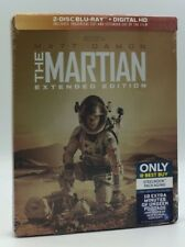 Martian, The (Blu-ray+Digital, 2016; Extended Ed., Only @ Best Buy Steelbook)