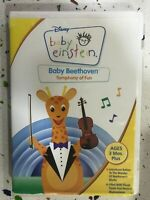 Baby Einstein DVD Beethoven Sinfonia Of Fun Tracks Spagnolo Inglese French Am