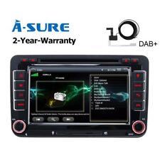 "7"" GPS DVD DAB Autoradio für VW SKODA Yeti Octavia II III Fabia Roomster Praktic"