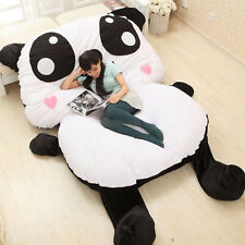 2018 Hot Giant Panda Sofa Filled Bed Carpet Beanbag Mattress Kid Birthday Gift