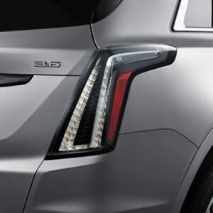 OEM GM 2017-2021 Cadillac XT5 Tail Light Lamp Alternate Color 84501566