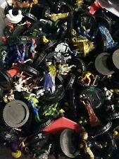 Lot 20 Random Dc Comics/Marvel and Other HeroClix with no card Grab Bag