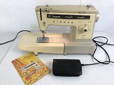 Singer Stylist Zig-Zag Sewing Machine Free Arm Model 534
